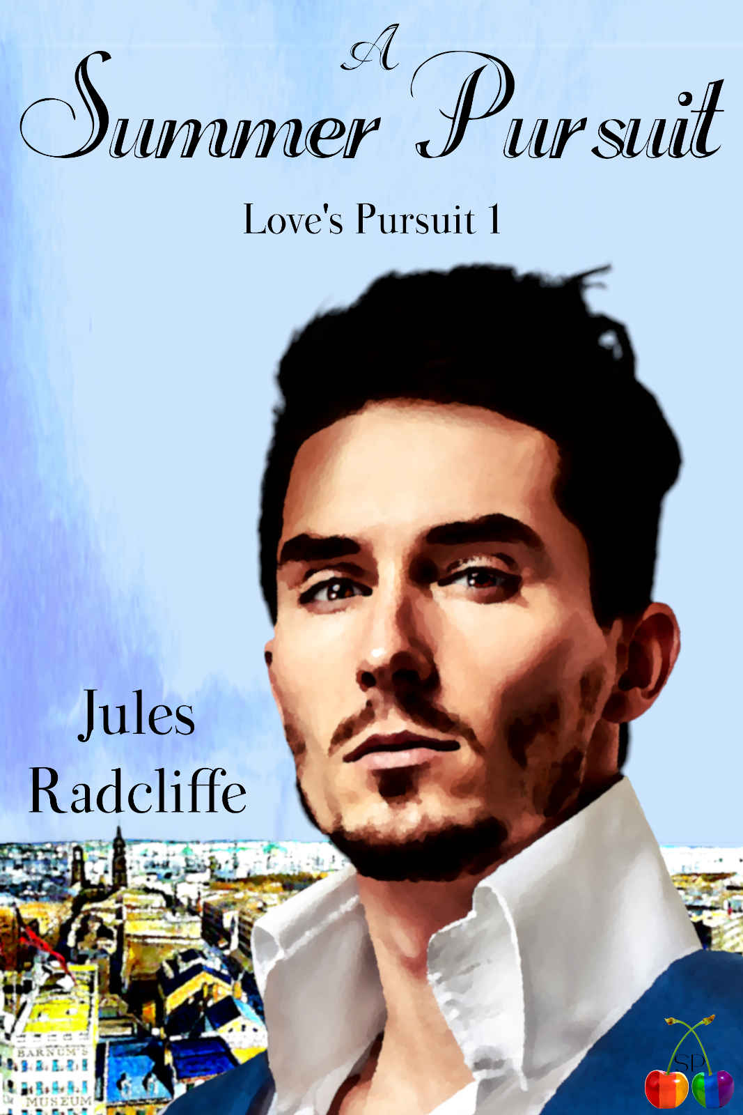 Cover of A Summer Pursuit by Jules Radcliffe