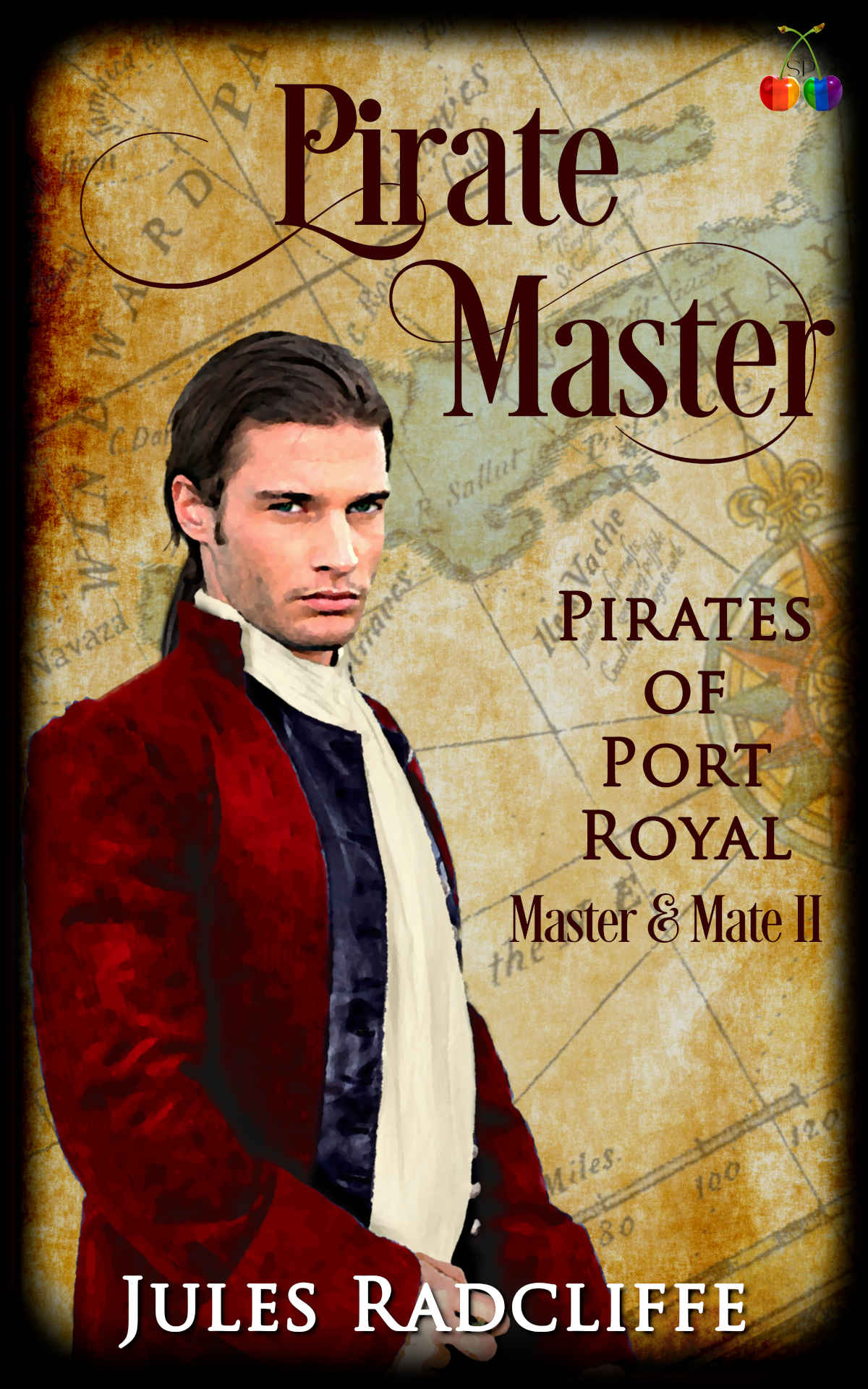 Cover of Pirate Master by Jules Radcliffe