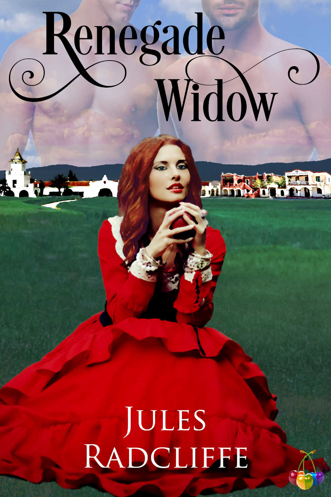Cover of Renegade Widow by Jules Radcliffe