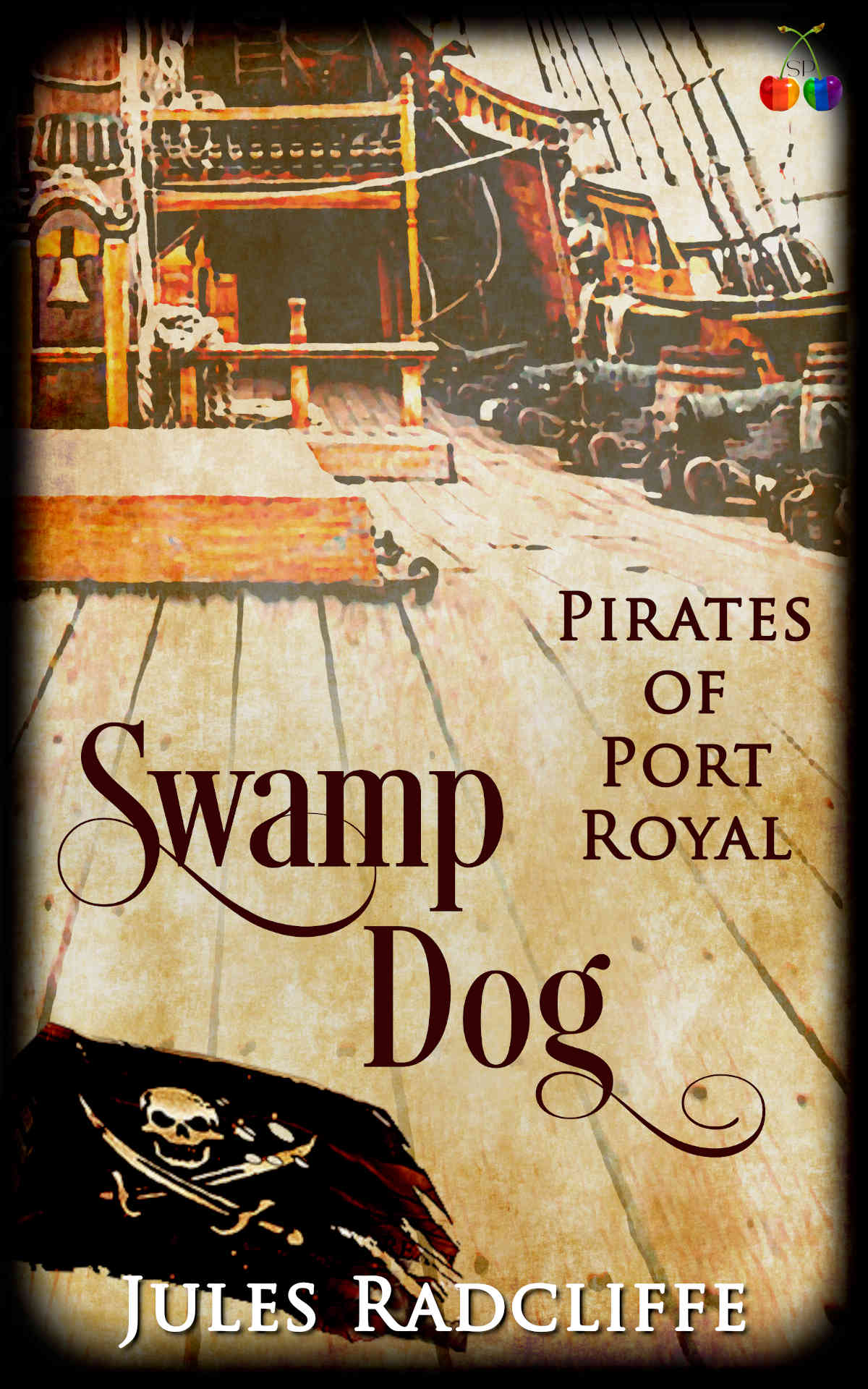 Cover of Swamp Dog by Jules Radcliffe